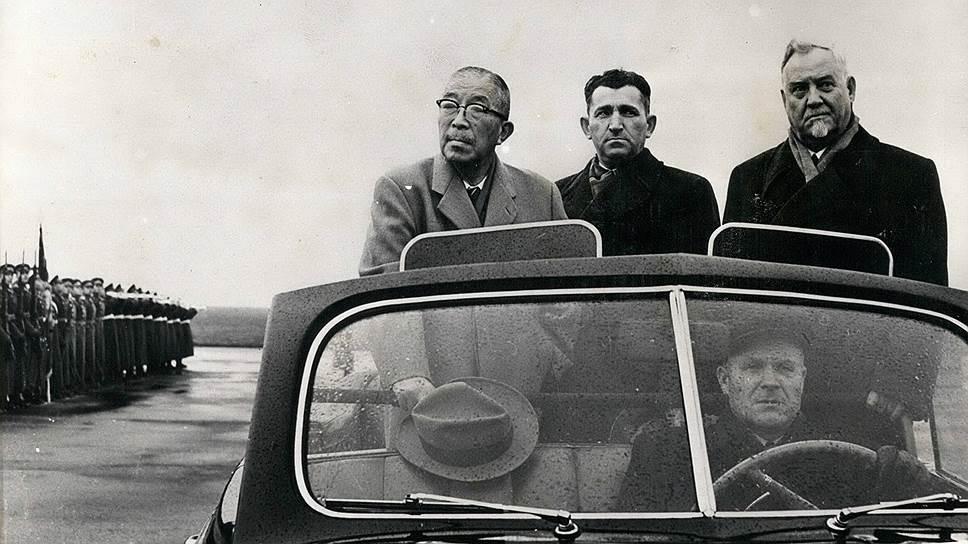 Как Никита Хрущев не попал на переговоры с японцами