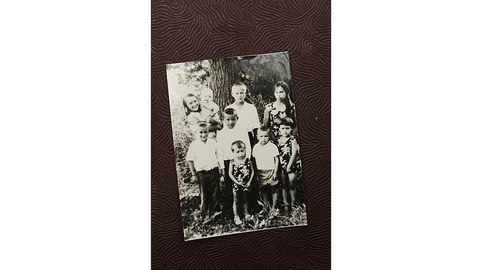 Семейные фотографии здесь главная ценность