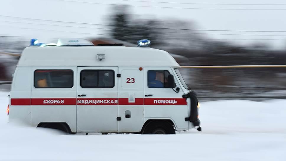 У врачей Лямбирской скорой помощи новенькая «буханка», как раз для сельских дорог