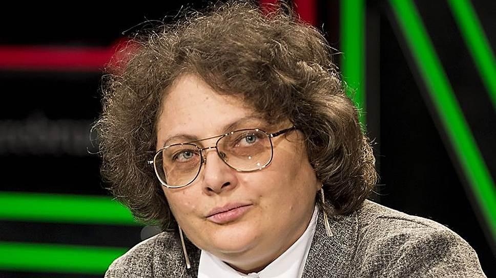 Светлана Боринская, доктор биологических наук