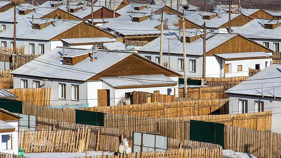 Поселок для детей-сирот в поселке Сотниково