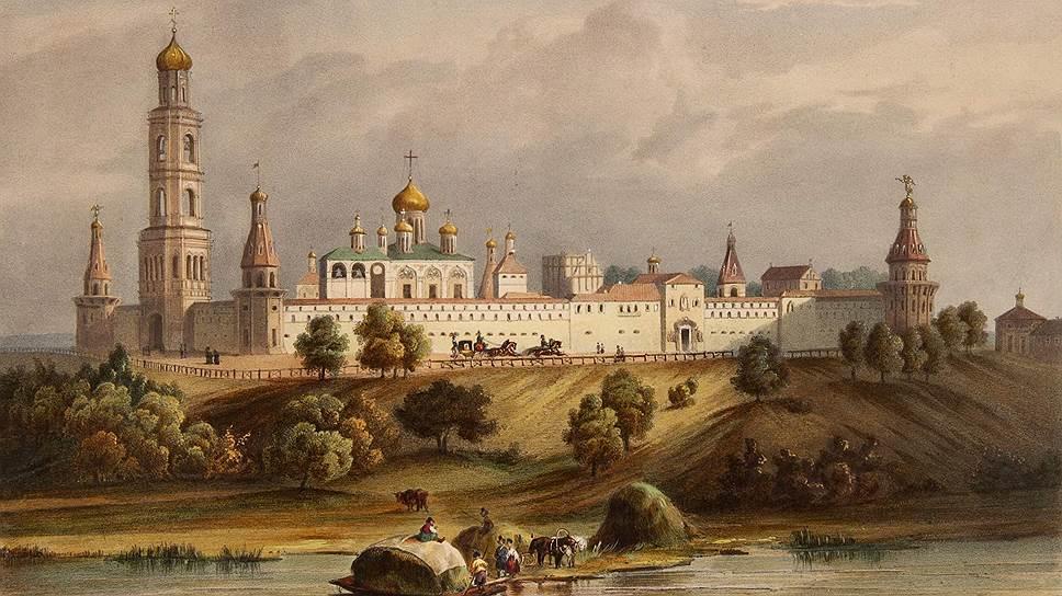 Как Симонов монастырь отмечает 650-летие в забвении