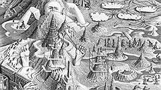«Усиление песочного города». Фрагмент работы. 2017