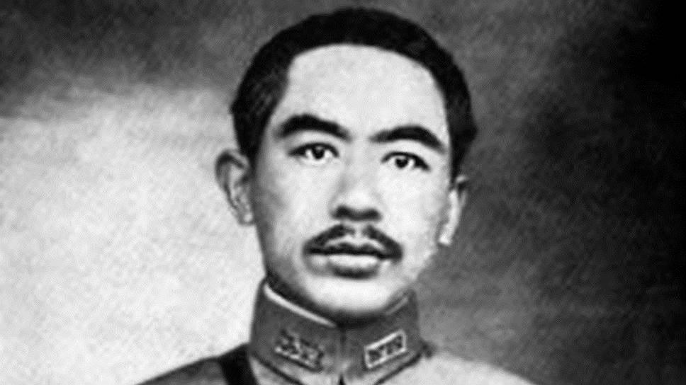 Губернатор Синьцзяна Шэн Шицай