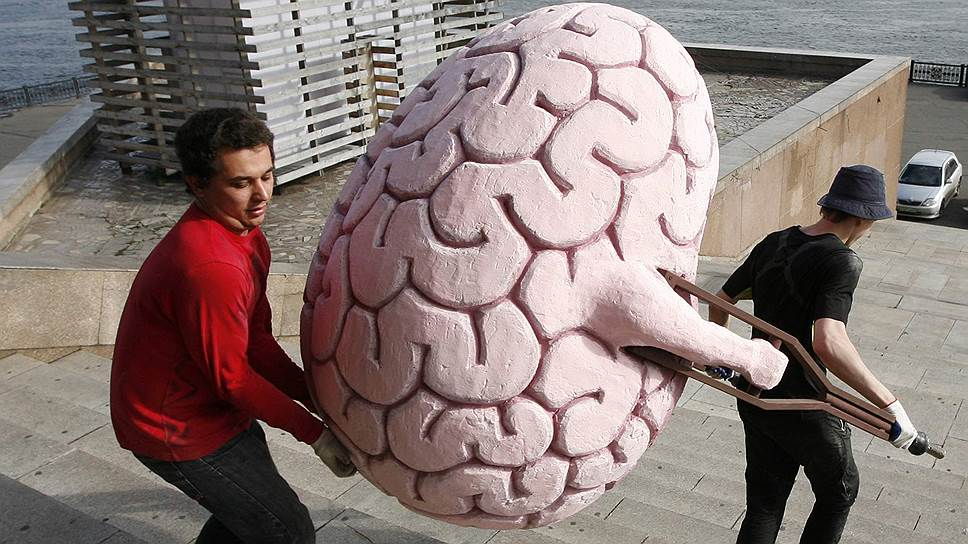 Сегодня мозги на вынос — это уже не сюжет для инсталляций, а большая политика