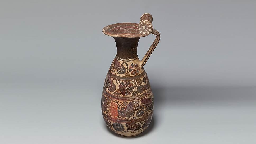 Экспонат с выставки «Античное собрание семьи Карисаловых»