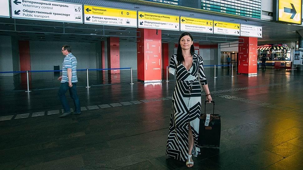 Алена часто путешествует. По дороге на международные соревнования по парашютному спорту