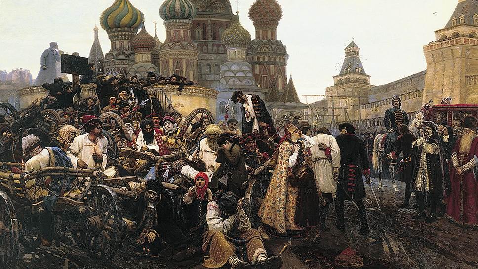 За что жестче всего карали в Петровскую эпоху