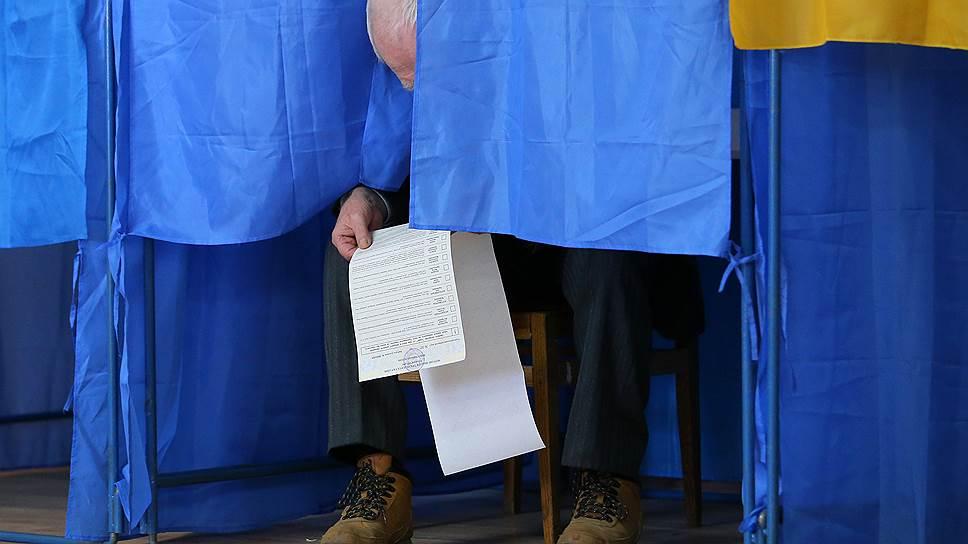Что показал первый тур президентских выборов на Украине