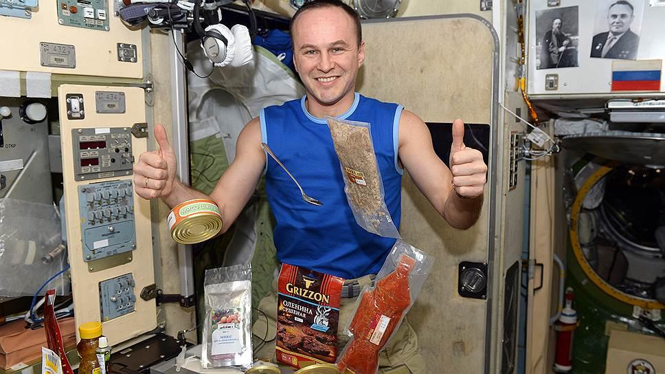 Чем питаются на орбите и как это готовят