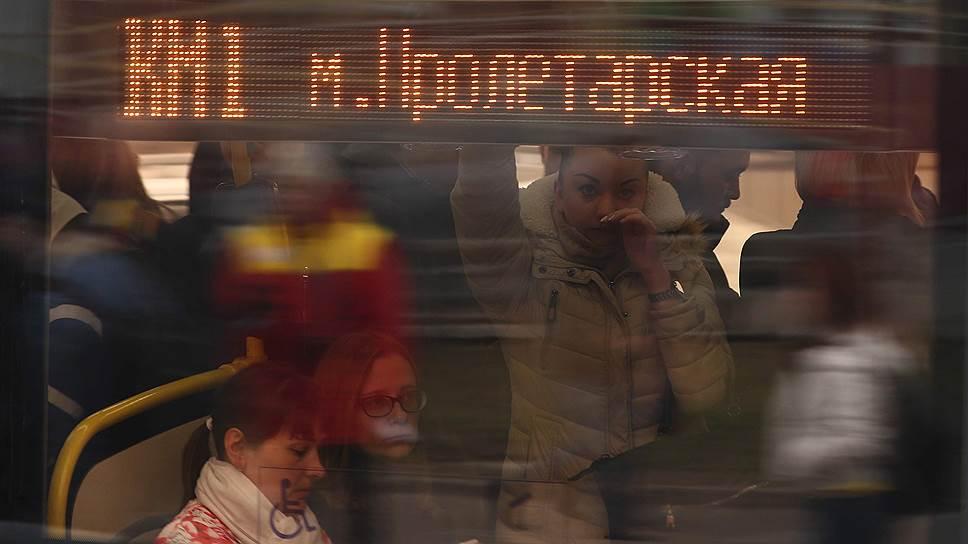 «Компенсирующие автобусы» на несколько суток стали палочкой- выручалочкой