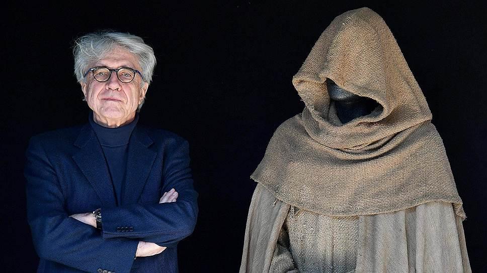 Режиссер Джакомо Баттиато на съемках нового кинохита о Средневековье, на сей раз реальном