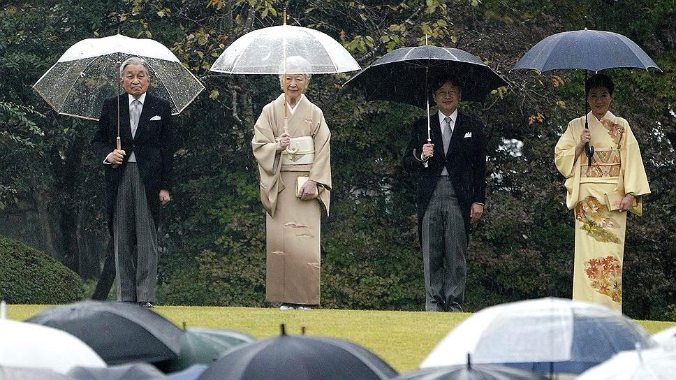 Что значит для японцев смена императора