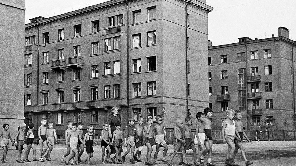 Каким было военное детство в Москве