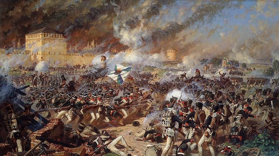 В августовских боях 1812-го русская армия под Смоленском сорвала планы Наполеона