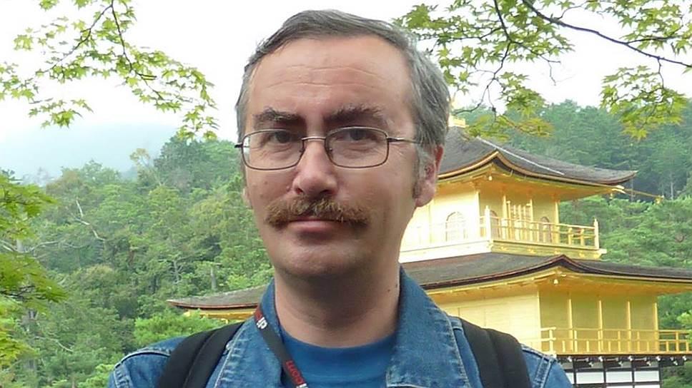 Профессор Уральского университета, доктор физико-математических наук Алексей Мелких