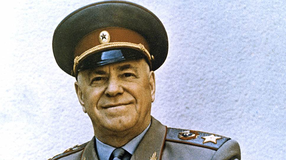 Как маршала Жукова лишили всех постов