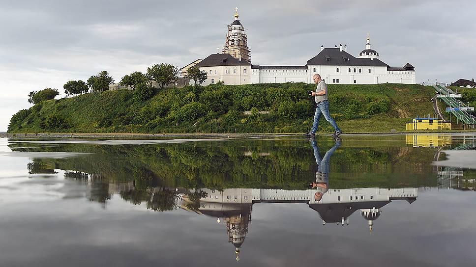 Сказочный Свияжск стал прообразом острова Буяна у Пушкина