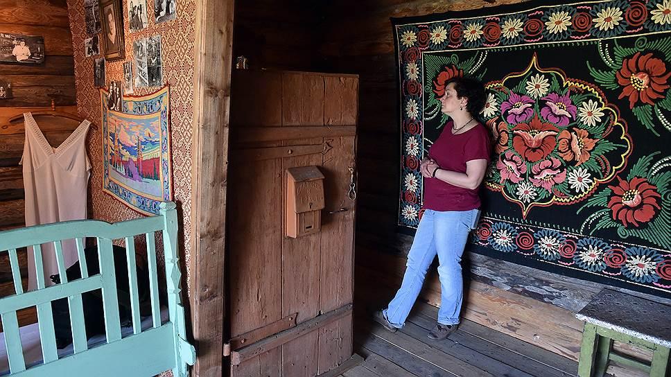 «Я хотела через истории любви показать историю русской деревни», — объясняет Елена Наумова