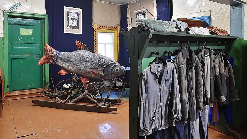 Много раз починенные вещи в «Музее дыр и заплат» рассказывают историю исчезающей русской деревни