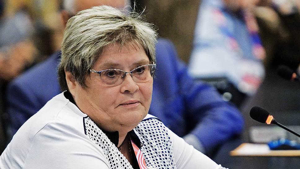 Директор Института развития образования НИУ ВШЭ Ирина Абанкина