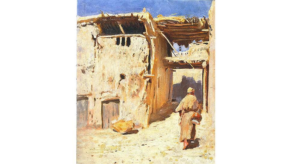 Павел Беньков. «Старая Бухара». 1931 год