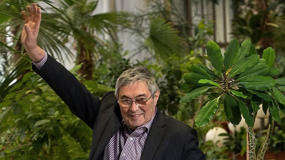 Вся карьера академика Зеленого связана с ИКИ РАН, директором которого он был с 2002 по 2017 год