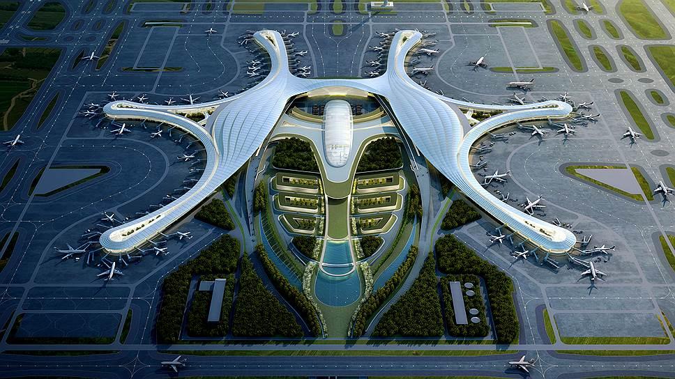 Строительство нового аэропорта позволит Чэнду принимать до 90 млн пассажиров ежегодно (существующая воздушная гавань принимает около 18 млн пассажиров в год)