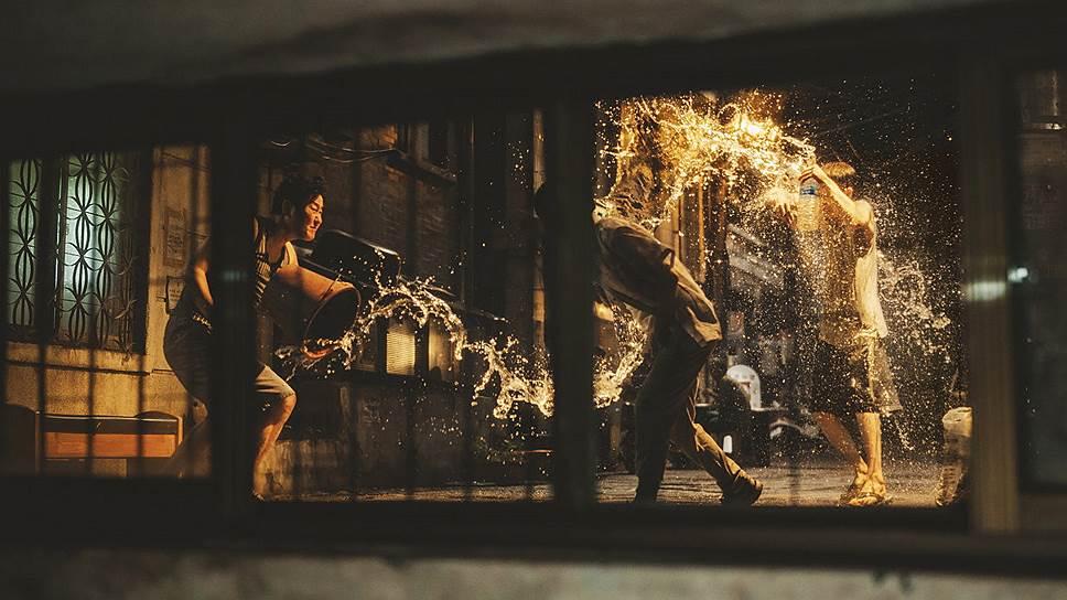 Кадр из фильма «Паразиты»