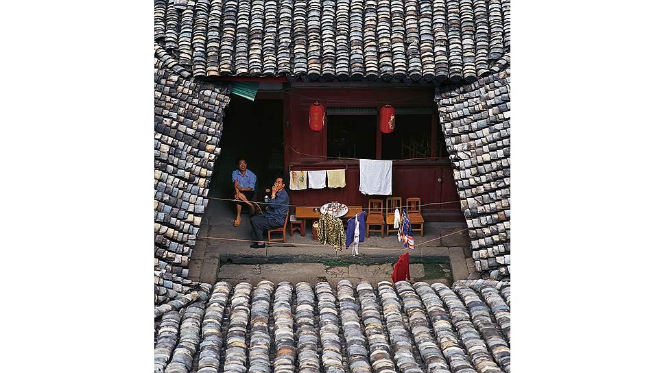 Древний город — не только туристический объект, здесь живут и обычные люди