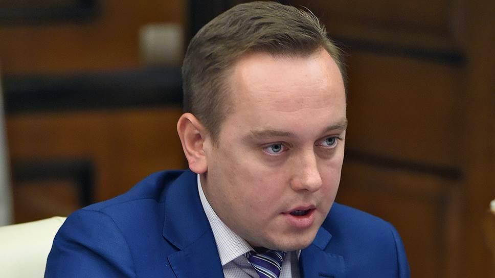 Начальник Управления по надзору за исполнением законодательства о противодействии коррупции Генеральной прокуратуры России Александр Русецкий