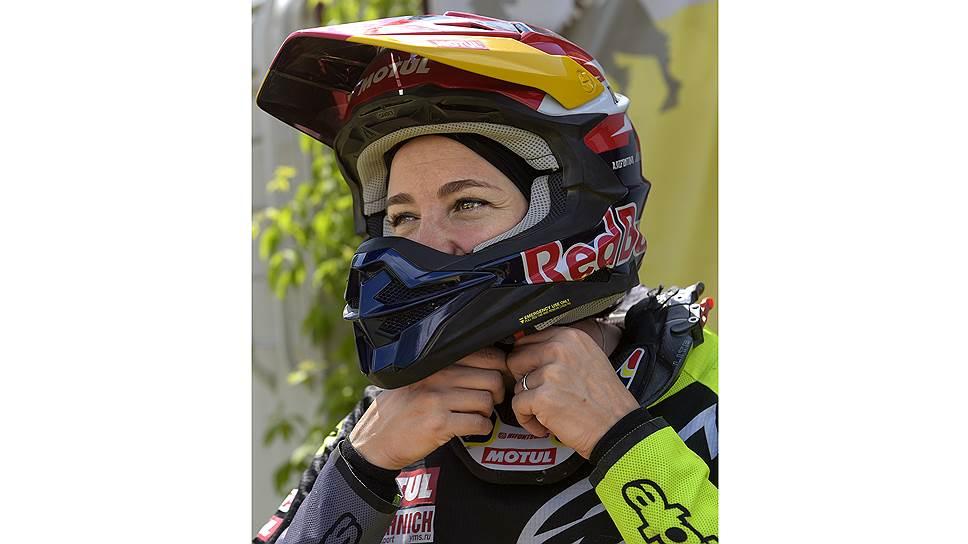 «Мне пофиг, как я выгляжу на гонке: там, в пыли и в шлеме, я счастливей всех на свете»