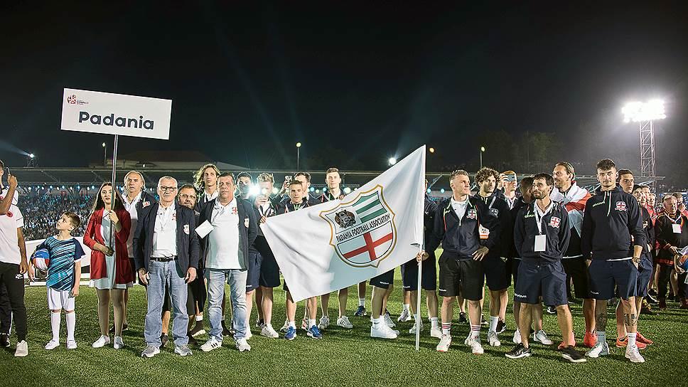 Трижды чемпион Европы по формуле CONIFA — сборная Падании — на Евро в Нагорный Карабах не приехала