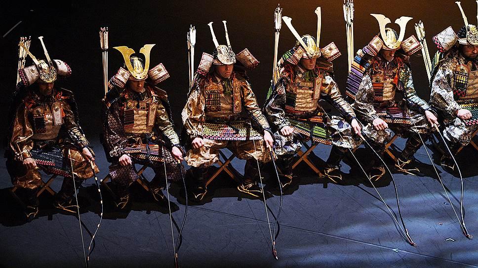Самые зрелищные мероприятия прошедшего года Японии