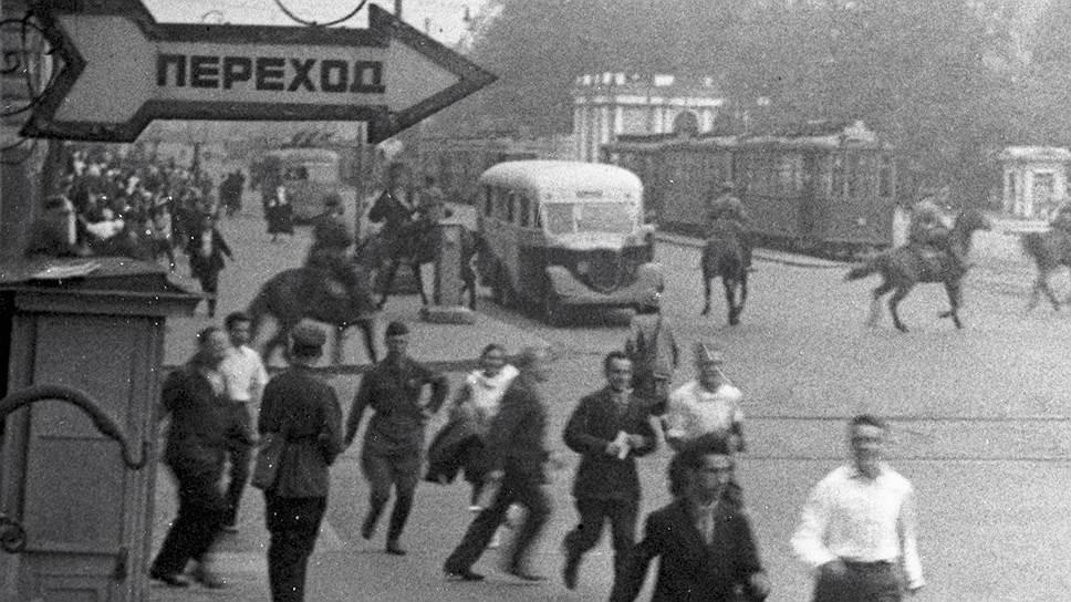Воздушная тревога в Ленинграде в первые дни Великой Отечественной войны