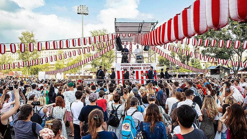 Фестиваль японской культуры J-FEST стал самым посещаемым событием минувшего сезона в Москве