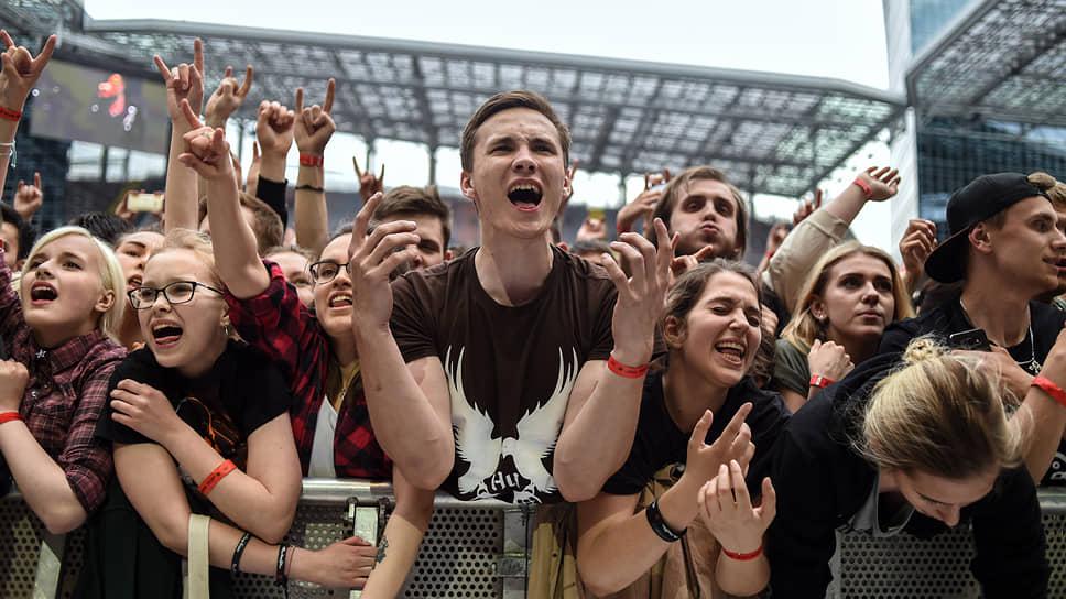 На фестивале ParkLive ожидается много известных гостей