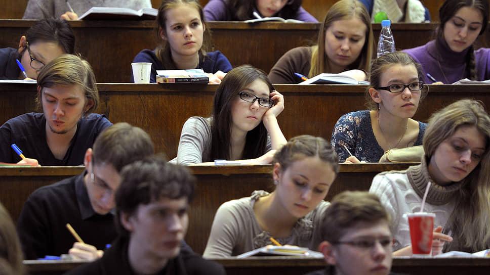 На первый взгляд студенты как студенты. Но чужой глаз придирчив