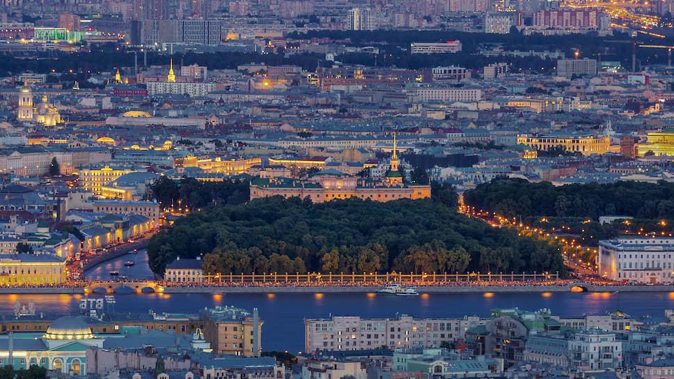 Почему Летний сад остается главным парком Санкт-Петербурга