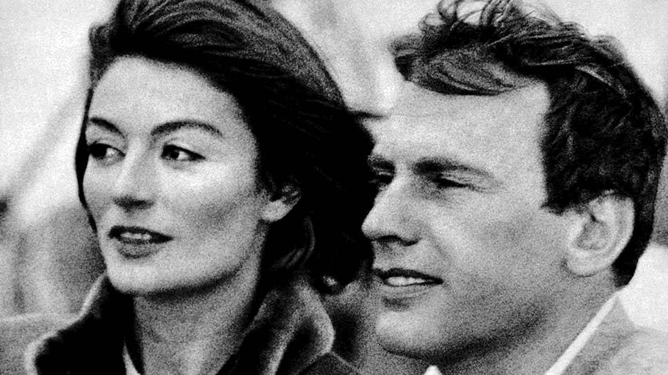 Анн Готье и Жан-Луи Дюрок (Анук Эме и Жан-Луи Трентиньян, «Мужчина и женщина», 1966 год)