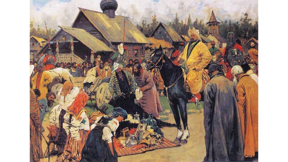 Взаимоотношения Древней Руси и Золотой Орды безоблачными не назовешь