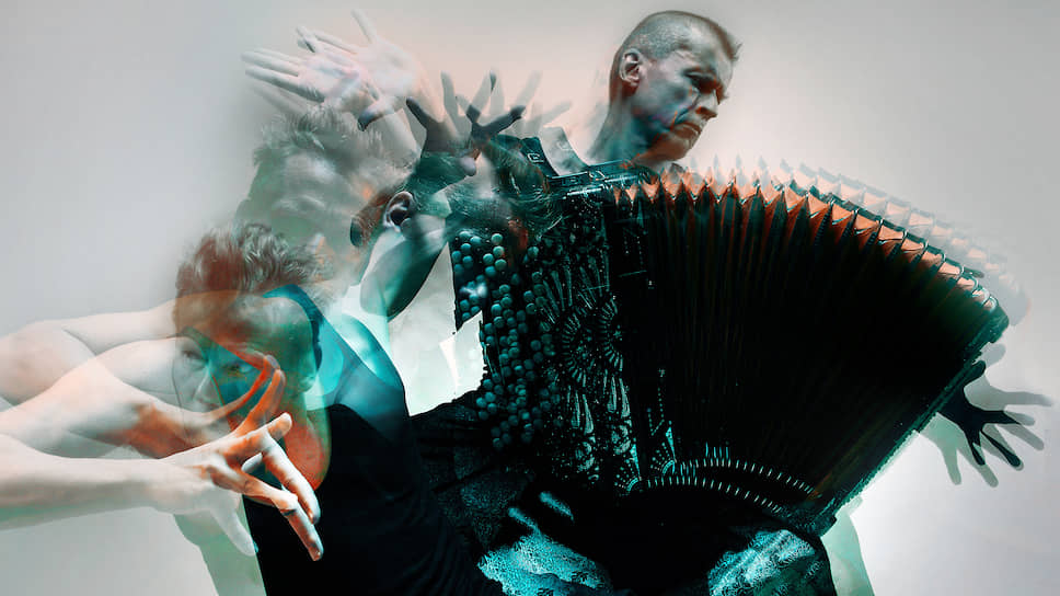 Дуэт Breath хореографа Теро Сааринена и композитора Киммо Похьонена — один из участников фестиваля Open Look