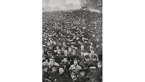 Студенческая демонстрация // Альбом 1905 г.