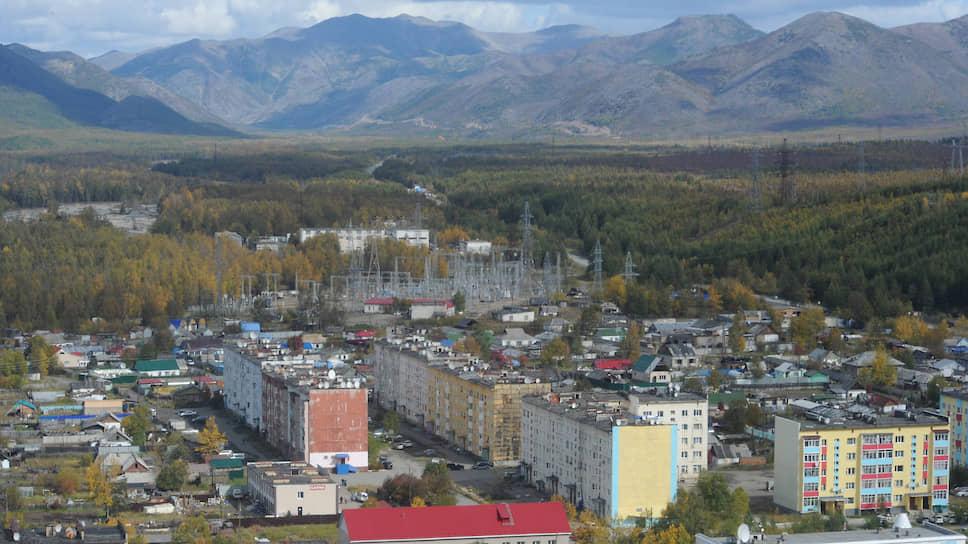 Поселок Палатка - рекордсмен России по числу фонтанов на душу населения