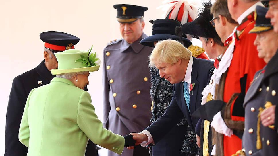 Какую роль может сыграть Елизавета II в «Брексите»