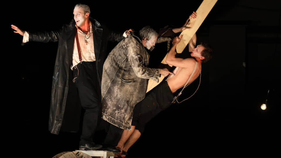 «Пер Гюнт» на сцене Театра им. Вахтангова станет первой постановкой Юрия Бутусова на посту главного режиссера театра
