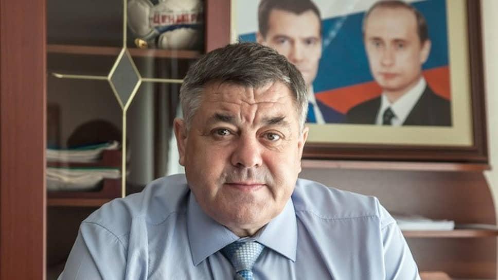 Евгений Гранкин защищал памятники, как Родину,— по уставу