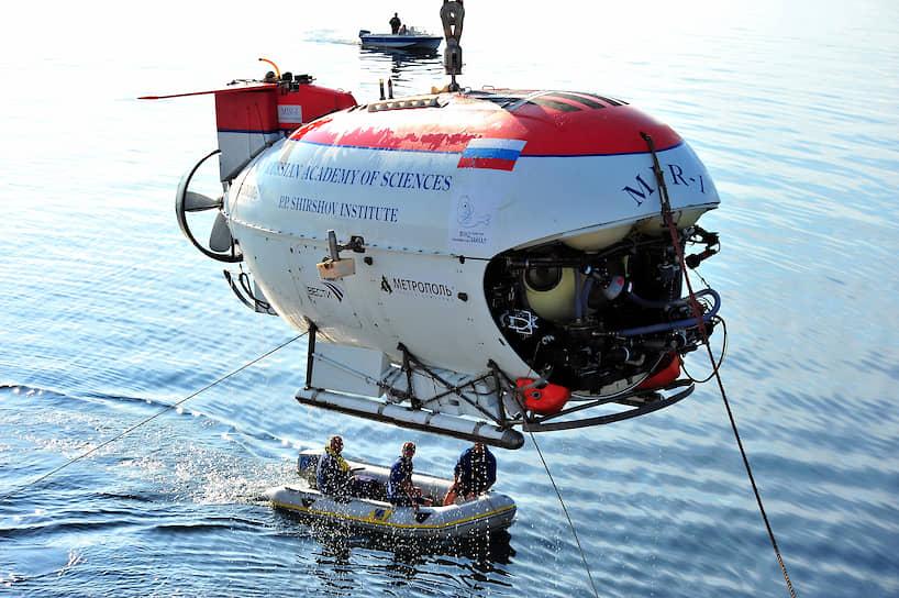 Российские аппараты «Мир» изучали морских обитателей на глубинах свыше 6 тысяч метров