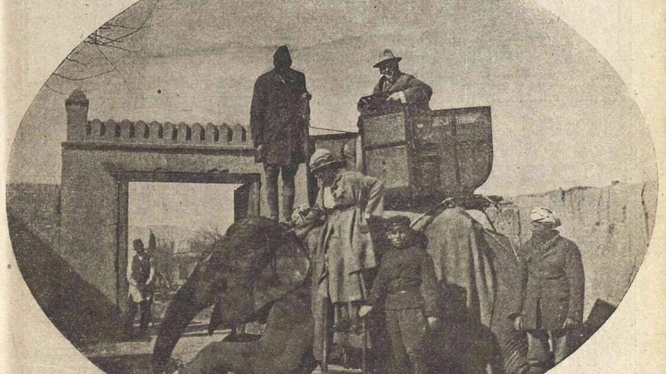 Как Федор Раскольников писал Сталину