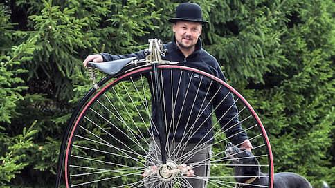 Двухколесная страсть  / «Огонек» познакомился с владельцем 800 уникальных велосипедов